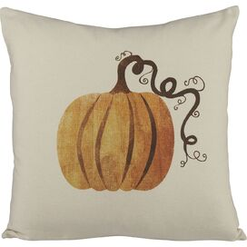 Pumpkin Pillow Cover