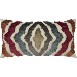 Shaleine Embroidered Pillow Cover