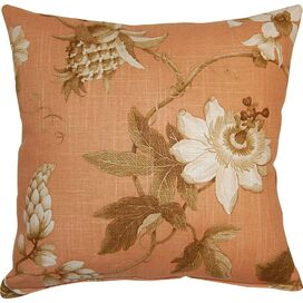 Passionflower Pillow