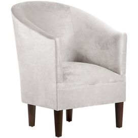Alexandra Velvet Accent Chair