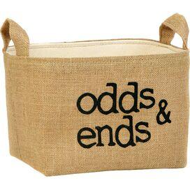 Odds & Ends Storage Bin