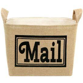 Mail Storage Bin