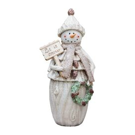 Let It Snow Statuette
