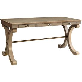 Willowbrook Writing Desk in Grey
