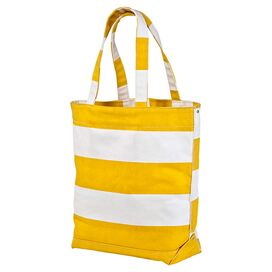 Rugby Stripe Tote