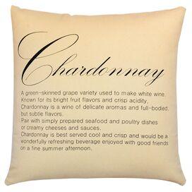 Chardonnay Pillow