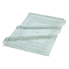 Brynne Egyptian Cotton Bath Mat in Sage (Set of 2)