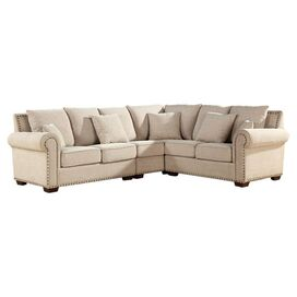 "Ramona 115"" Sectional Sofa"