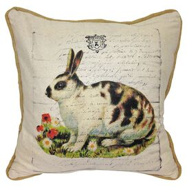 Cottontail Pillow