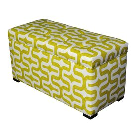 Stacey Upholstered Storage Bench