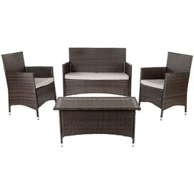 4-Piece Ezra Indoor/Outdoor Seating Group Set