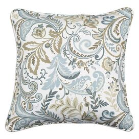 Findlay Pillow in Teal