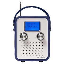 Crosley Songbird Radio in Blue