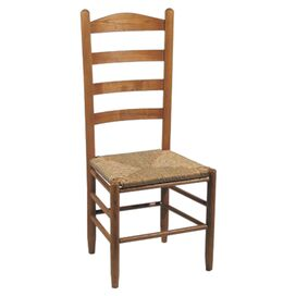 Carolina Side Chair in Medium Oak
