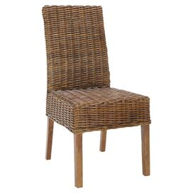 Scusset Rattan Side Chair (Set of 2)
