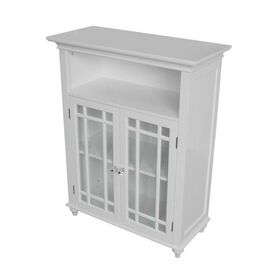 Madison Cabinet in White