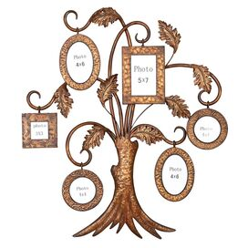 Family Tree Picture Frame Decor
