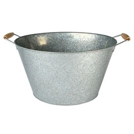 Somerville Tub in Silver