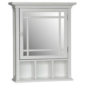 Neal Medicine Cabinet in White
