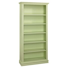 Soraya Bookcase in Pistachio