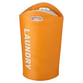 Laundry Tote in Orange