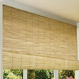 Corey Bamboo Roll-Up Blind