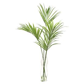 Faux Kentia Palm Plant