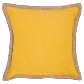 Sarah Reversible Pillow in Yellow (Set of 2)