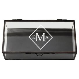 Personalized Park Avenue Jewelry Box