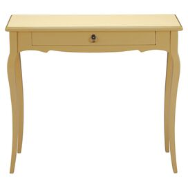 Louis Console Table in Yellow