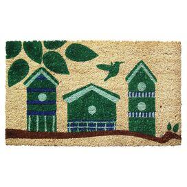Birdhouse Doormat