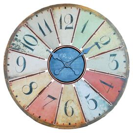 Bateman Wall Clock