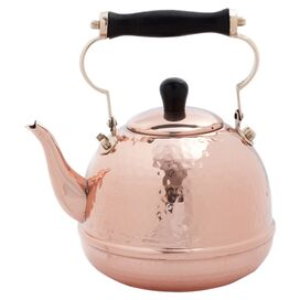 Old Dutch Copper Tea Kettle