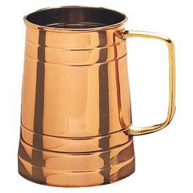 Old Dutch Morris Copper Tankard (Set of 6)