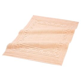 Athens Egyptian Cotton Bath Mat in Peach (Set of 2)