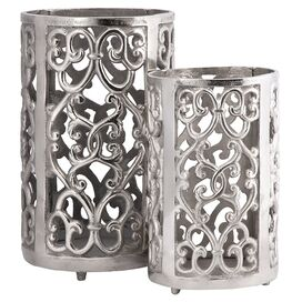2-Piece Sasha Candle Lantern Set