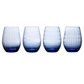 Madeline Stemless Wine Glass (Set of 4)