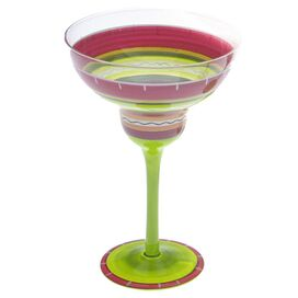 Hot Tamale Margarita Glass (Set of 4)