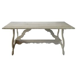 Isabella Reclaimed Wood Dining Table