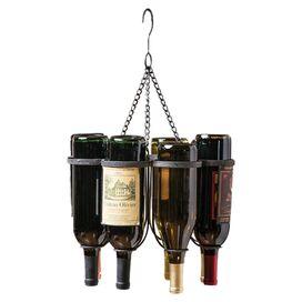 Stefania Hanging Wine Rack