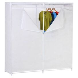 Fabric Storage Closet