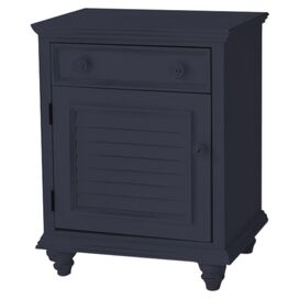 Cape May Nightstand in Blue
