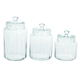 3-Piece Oliver Jar Set