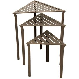 3-Piece Arrows Nesting Table Set