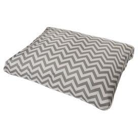 Camilla Indoor/Outdoor Pet Bed in Gray
