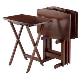 5 Piece Regalia TV Table Set