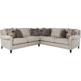 "Bellows 119"" Sectional Sofa"