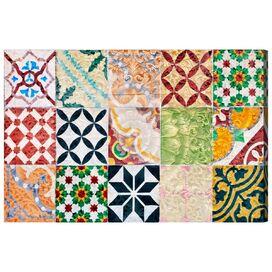 Granada Tiles Canvas Print, Oliver Gal