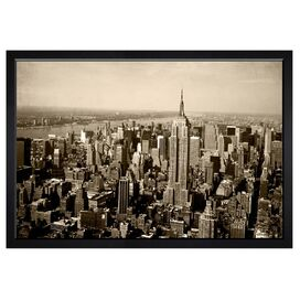 Hatcher & Ethan NYC 2 Framed Print