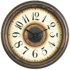 Potter Wall Clock